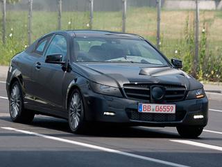 Mercedes c,Mercedes c coupe. С2011 года это купе будет выпускаться назаводе вБремене наравне сседаном иуниверсалом С-класса, атакже кроссовером GLK.