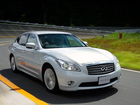 Infiniti m,Infiniti m35h,Infiniti q70,Infiniti q70 hybrid. На рынке Соединённых Штатов седан Infiniti M35h появится весной следующего года. Предполагаемая цена — чуть больше $50 тысяч.