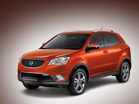 Ssangyong actyon,Ssangyong korando. Российские продажи модели, доступной в двух комплектациях с передним приводом и в трёх с полным, стартуют в феврале. Цен для нашего рынка пока нет.