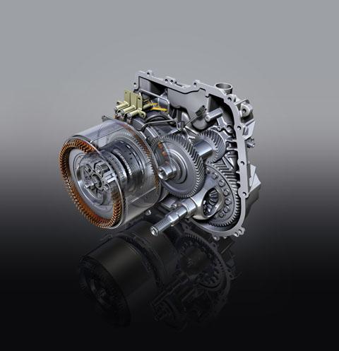Электромотор для электромобиля