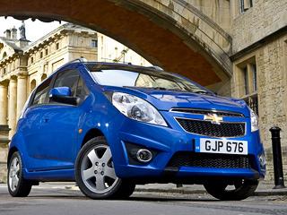 Chevrolet spark. Новый Chevrolet Spark станет первой моделью влинейке бренда, получившей трёхлетнюю гарантию отпроизводителя. Упредшественника идругих автомобилей марки она составляет два года.