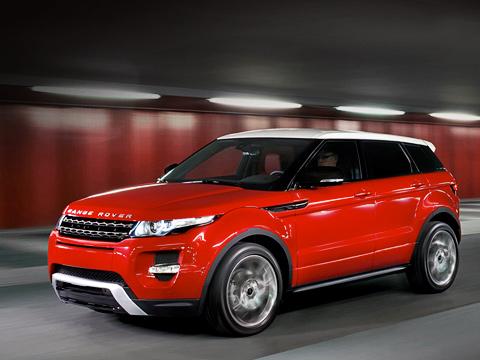 Land rover range rover evoque. Ровно занеделю допоказа автомобиля вШтатах англичане рассказали оботличиях дебютанта отуже ощупанной нами наавтосмотринах воФранции трёхдверки.