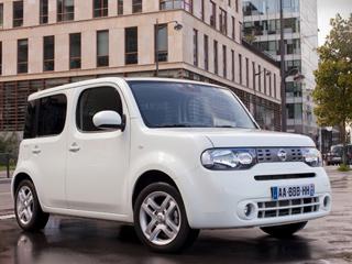 Nissan cube. Остальные модели семейства Nissan, такие как Murano иGT-R, по-прежнему будут экспортироваться изЯпонии.