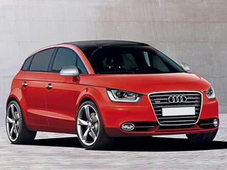 Audi a2. Официальных эскизов ишпионских фотографий минивэноподобной микролитражки Audi A2досих пор так инепоявилось. Поэтому нам вновь приходится довольствоваться лишь очередными рендерами автомобиля, опубликованными вСети.