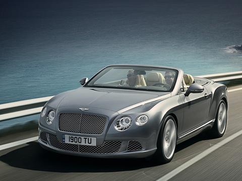 Bentley continental gtc. Выполненные из алюминия передние крылья кабриолета благодаря высокой технологичности производства изготавливают без швов и применения сварки.