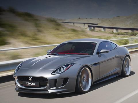 Jaguar c-x16,Jaguar concept. Над созданием прототипа, демонстрирующего новый язык дизайна Jaguar ивозможности гибридных технологий, трудилась команда специалистов, участвовавшая вразработке моделей XJ, XFиXK.