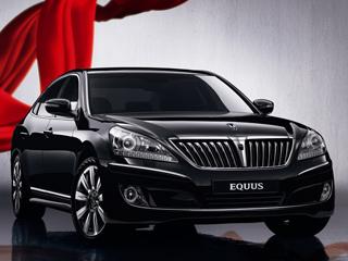 Hyundai equus. Теперь обе модификации четырёхдверки Hyundai Equus оснащаются новым восьмиступенчатым «автоматом».