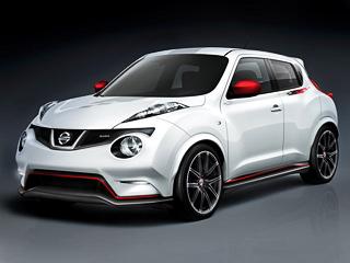 Nissan juke,Nissan juke nismo. С целью улучшения коэффициента аэродинамического сопротивления была изменена форма боковых зеркал заднего вида.