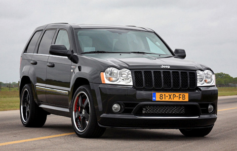 jeep grand cherokee srt8 hennessy autos post. Black Bedroom Furniture Sets. Home Design Ideas