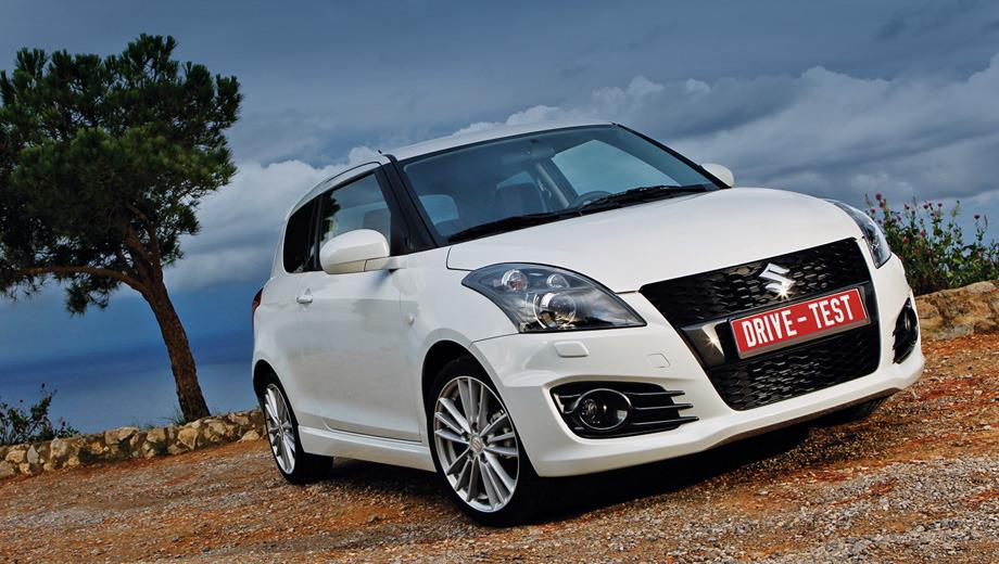 Suzuki swift,Suzuki swift sport_dt. В Европе дилеры уже принимают заказы на новый Swift Sport — от 18 490 евро. Если продажам в России дадут зелёный свет, то машинку стоит ждать к лету 2012 года.