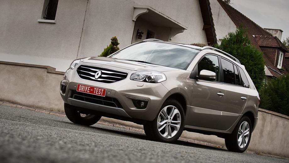 Renault koleos,Renault koleos_dt. В 2008 году за четыре месяца в России продали 1268 Колеосов. В полном 2009-м — 3203. Но в прошлом году дело ограничилось 1773 машинами. Поможет ли обновление?
