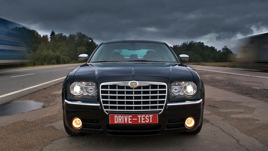 Крайслер 300с фото (Chrysler 300c)