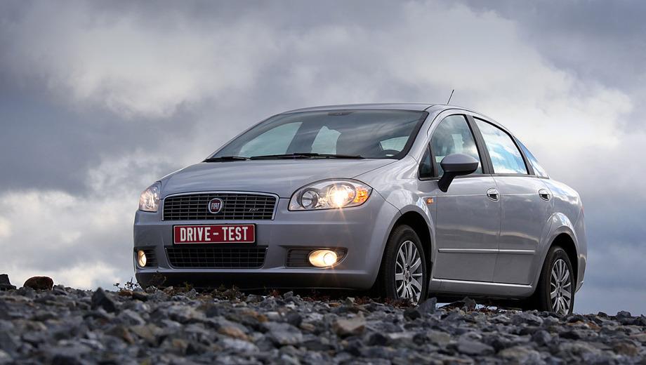 Fiat linea,Fiat lineadt. Linea (читается «линеа», с ударением на первый слог), вышедшая на мировые рынки в 2007 году, выпускается в Индии, Китае, Бразилии и Турции. Цены на машины российской сборки начинаются с 584 900 рублей.