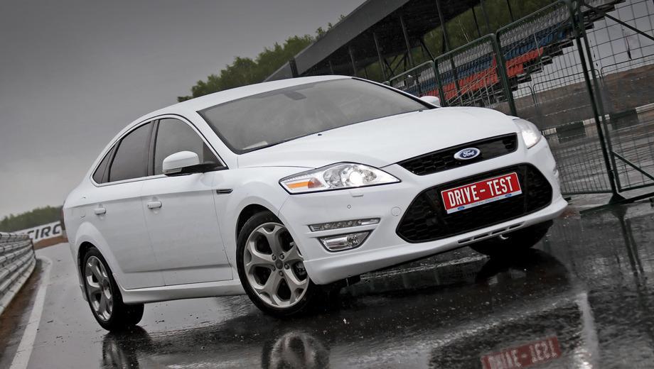 Ford mondeo,Ford mondeo_sdt. В России Ford Mondeo Sport — это хэтчбек, собранный на бельгийском заводе в Генке. На выбор два бензиновых мотора EcoBoost 2.0 (200 и 240 л.с.) и турбодизель 2.2 TDCi (200).