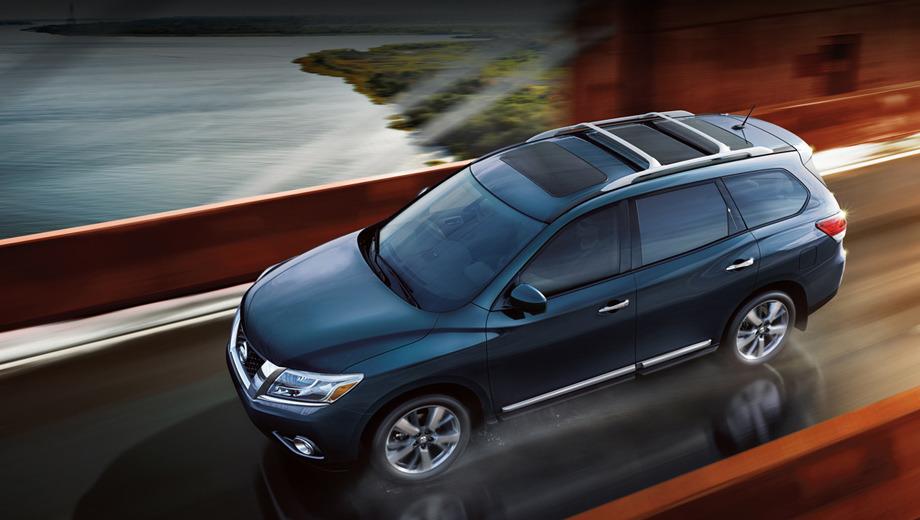 Nissan pathfinder. Концептуальный Pathfinder — лишь первый в линейке предстоящих новинок марки Nissan. По планам японцев, к концу 2012 года 70% от общего количества продаж будет приходиться на новые или рестайлинговые модели.