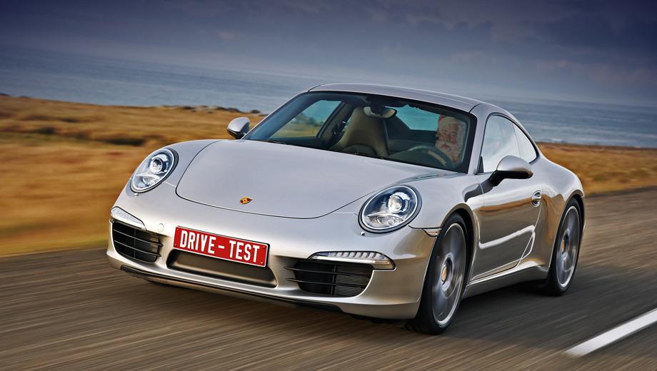 Porsche 911. Эволюционный дизайн обманчив. Porsche 911 серии 991 значительно отличается от предыдущей 997-й модели. Как технологически, так и идеологически. Перемены привлекут новых клиентов, но оставляют повод для критики.