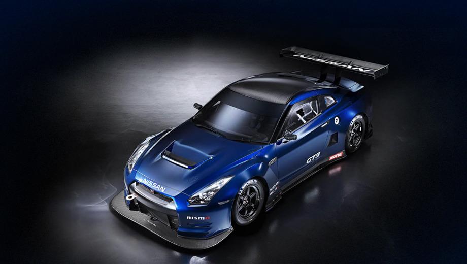 Nissan gt-r,Nissan gt-r gt3. Над купе Nissan GT-R GT3 работали специалисты заводского отделения NISMO и гоночной команды JR Motorsports. Пилоты последней, к слову, являются победителями FIA GT1 за рулём Ниссана GT-R.