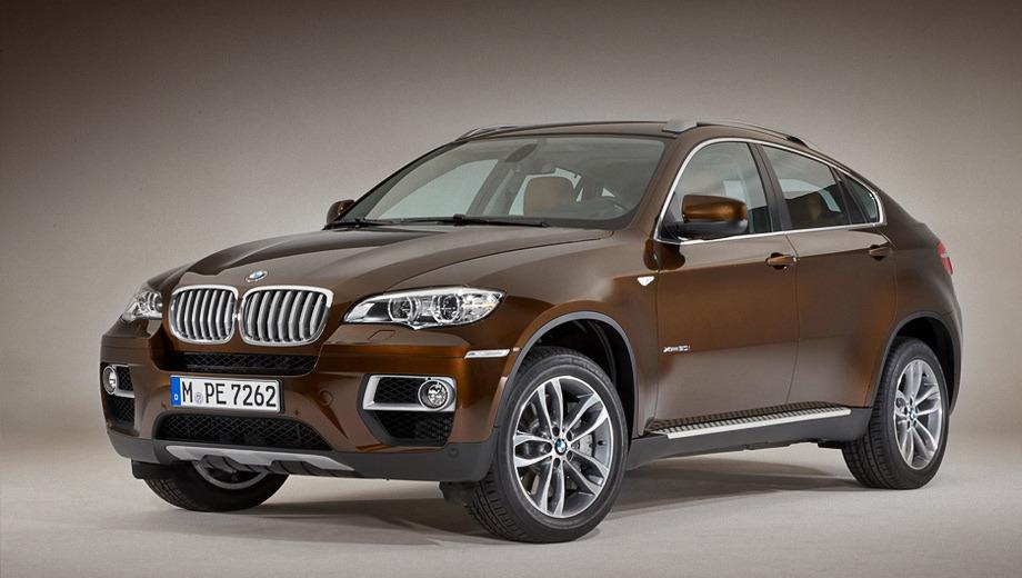 Bmw x6. Глядя на BMW X6 2012 года, так и хочется сказать: «Найдите десять отличий», но это было бы слишком сложно, так что попробуйте насчитать хотя бы пять.