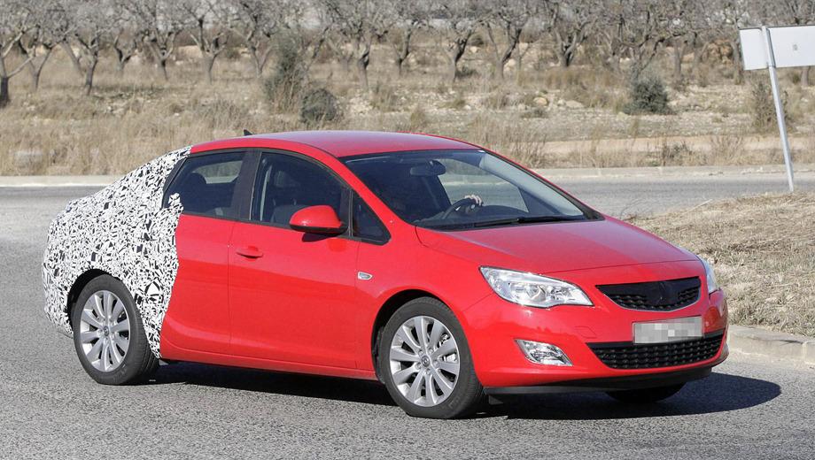 Opel astra. Наибольшей популярностью компактные седаны пользуются на рынках Восточной Европы и в Китае. Однако предыдущий седан Opel Astra неплохо продавался также в Испании, Италии и Греции.