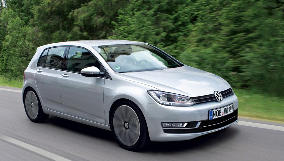 Volkswagen golf. Бензиновых моторов в гамме «седьмого» Гольфа будет несколько. Помимо «четвёрки» 1.4 TSI, мы увидим наддувные агрегаты 1.8 TSI и 2.0 TSI. Турбодизелей будет два — 1.6 TDI и 2.0 TDI.