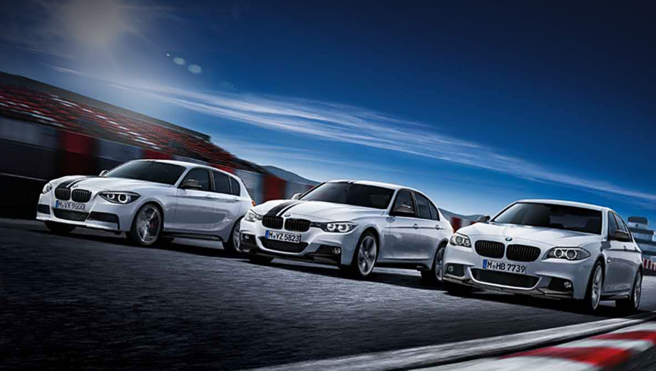 Bmw 1,Bmw 3. Все автомобили от подразделения M Performance предстанут на стенде компании BMW в Женеве.