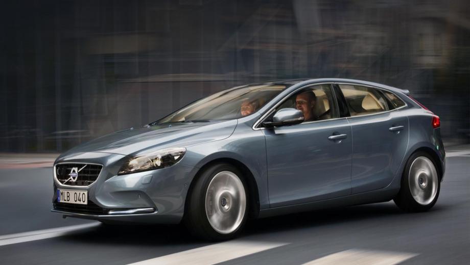 Volvo v40. По предварительным данным, цены на модель Volvo V40 в Европе будут начинаться с отметки в 26 тысяч евро.
