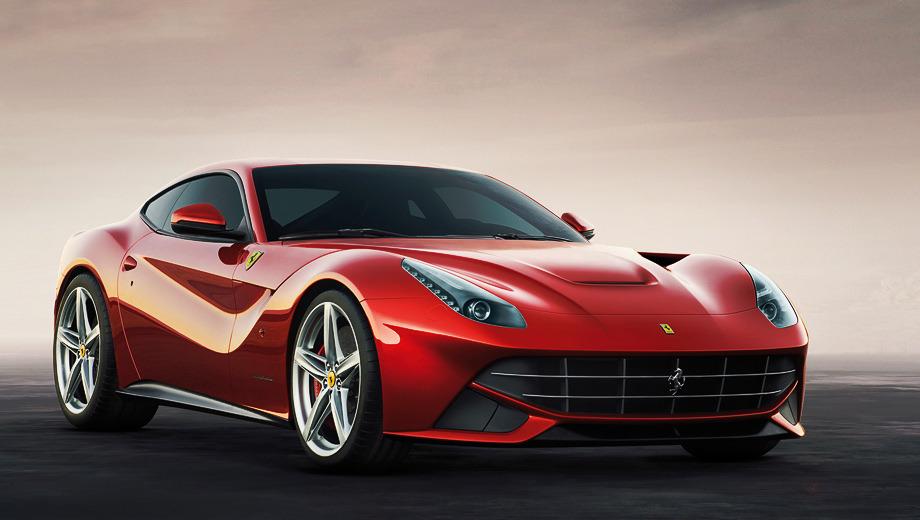 Ferrari f12. Внешность Ferrari F12berlinetta — эволюция облика модели 599 GTB. Эволюция, продиктованная функциональностью и эффективностью. Всё, как завещал Дарвин. Решётка радиатора получила решение в стилистике модели FF.