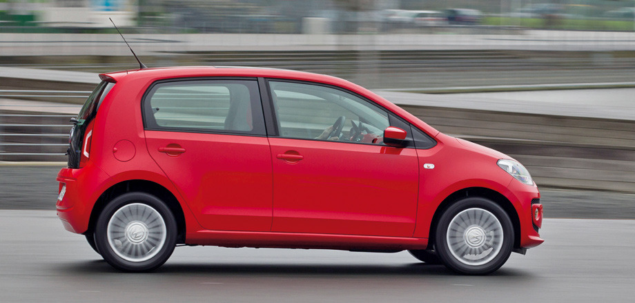 Новая модификация Volkswagen up!