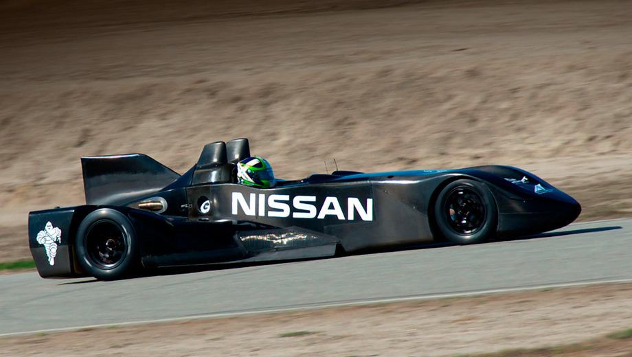Nissan deltawing. Спустя долгие годы японцы возвращаются в Ле-Ман. Не так давно мы писали о воссоздании заводской компании Toyota, а теперь оказывается, что среди спортпрототипов будут автомобили, представляющие сразу две компании из Страны восходящего солнца.