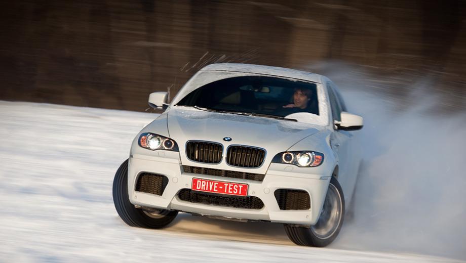 Bmw x6 m. Полный привод, наддувный двигатель V8, «автомат» — BMW X6 M открывает новую страницу в истории баварских спорткаров. Деградация? Нет, эволюция!