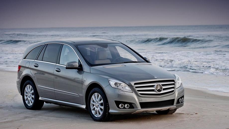 Mercedes r. В 2011 году мировые продажи Мерседеса R-класса увеличились на 45,5%. Основная заслуга в этом у рынков Китая и Канады.
