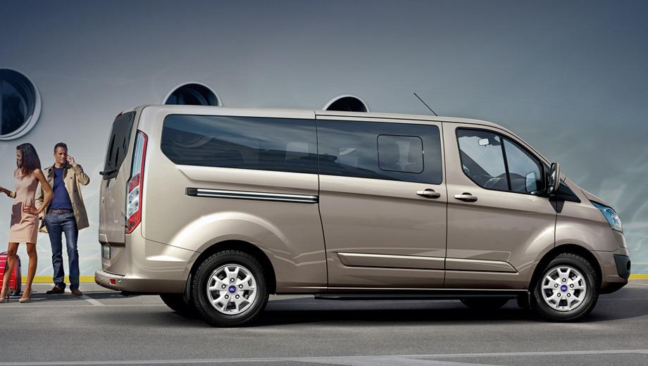 Ford tourneo. Модель Ford Tourneo Custom Van построена на новой глобальной заднеприводной платформе. Продажи планируются в Европе, США, Латинской Америке. Выпуск фордовцы наладят в Турции.