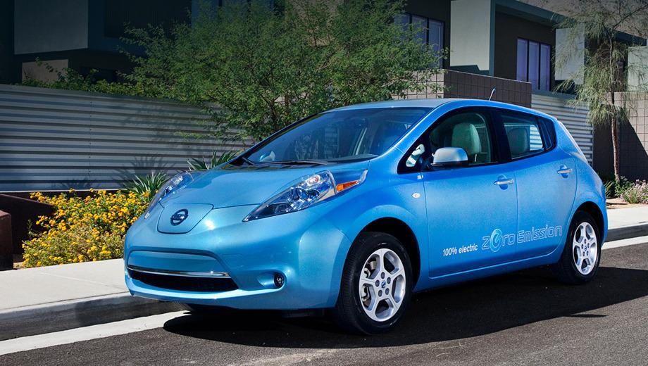 Nissan leaf. В феврале 2012 года в США было продано всего 478 электрокаров Nissan Leaf, но в американском представительстве компании говорят, что с лета ежемесячная реализация должна подскочить до 2000 машин.