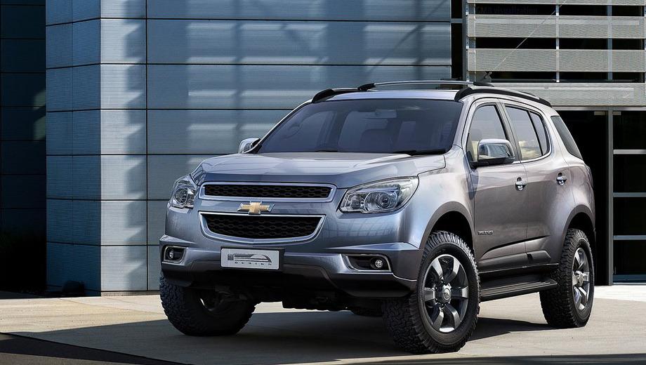 Chevrolet trailblazer. Основное производство модели Trailblazer компания Chevrolet развернёт в Таиланде, но, скорее всего, выпуск организуют ещё и в Бразилии.