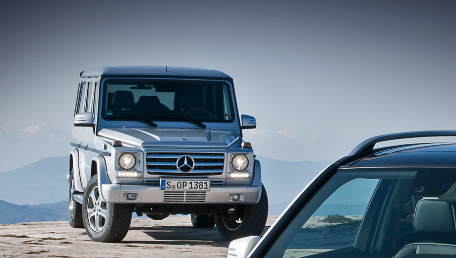 Mercedes g. Вероятнее всего, это заключительная модернизация G-класса перед снятием с производства в 2015 году. За последние пять лет это уже пятый фейслифтинг.