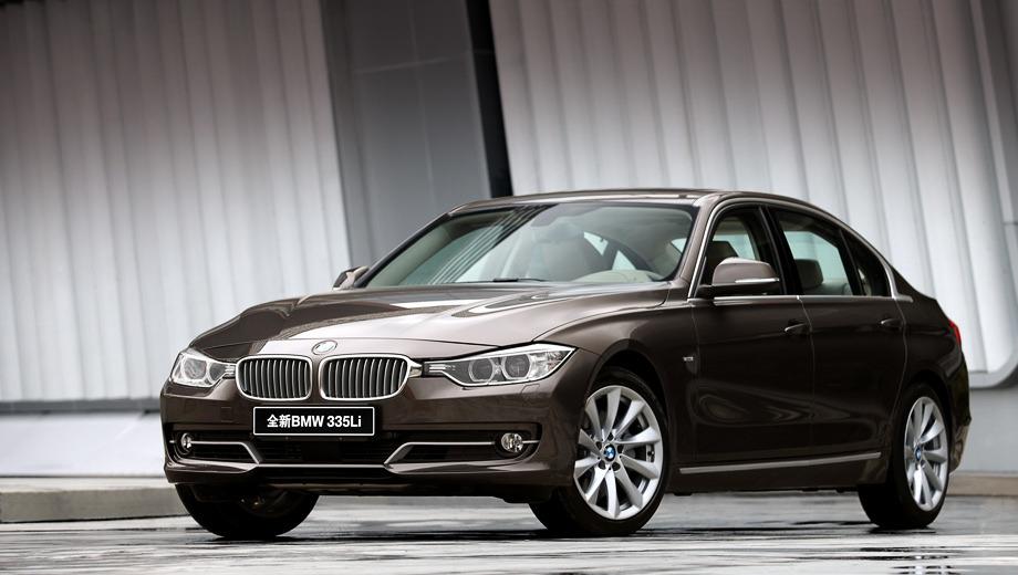 Bmw 3. Длиннобазная «трёшка» будет производиться на том же заводе в Шеньяне, что и BMW 5 Longbase.