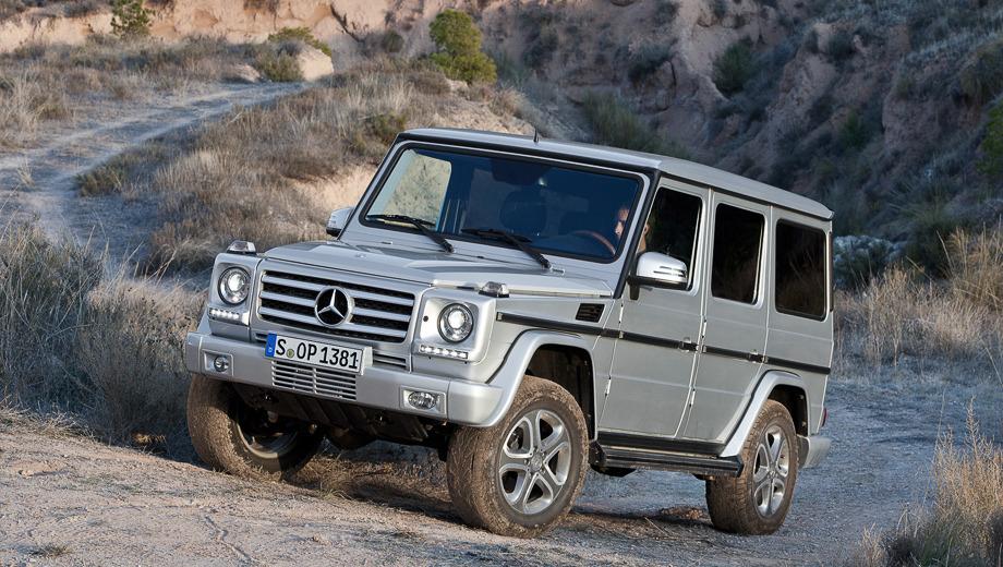 Mercedes g. В Германии цены на новинку начинаются с отметки в 85 311 евро за версию с 211-сильным мотором.