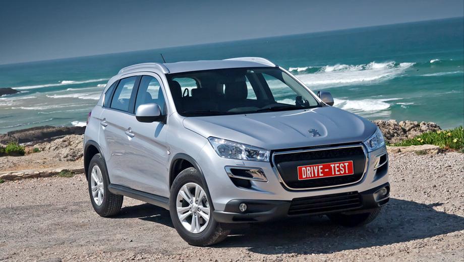Peugeot 4008. У нас 4008 будет продаваться только с двухлитровым 150-сильным бензиновым мотором и полным приводом. Покупателю остаётся выбрать одну из трёх комплектаций и тип коробки передач: «механика» либо вариатор. Россия стала первым европейским рынком, где появится «четыре тысячи восьмой». Продажи уже начались.