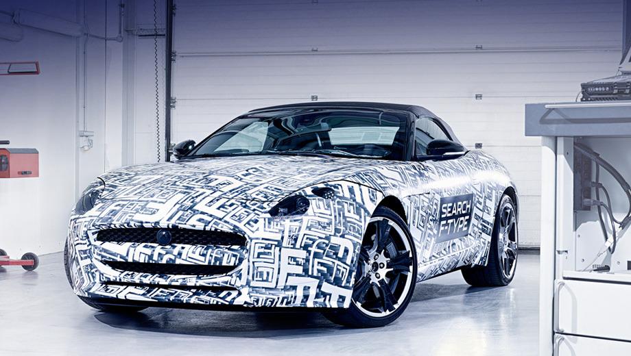 Jaguar f-type. Модель F-Type получит тот самый мотор AJ-V8 Gen III с непосредственным впрыском топлива и впускным трактом переменной длины.
