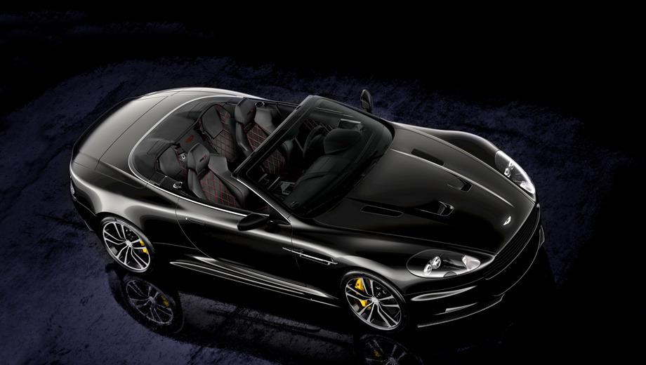 Aston martin dbs,Aston martin dbs volante. Автомобили из лимитированной серии можно заказать в одном из трёх оттенков — Carbon Black II, Quantum Silver и Silver Fox.