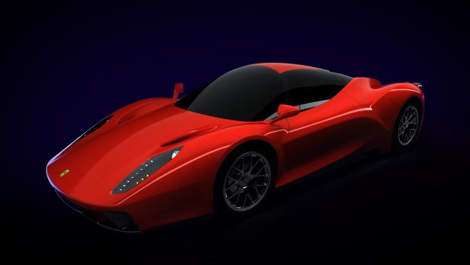 Ferrari hy-kers. Официальных изображений наследника Enzo пока нет. Вместо них по Сети гуляют снимки фантазий на заданную тему, в частности, этот проект Ferrari F70 (нового Enzo) дизайнера Константина-Габриэля Раду, работающего в германском отделении Пининфарины.