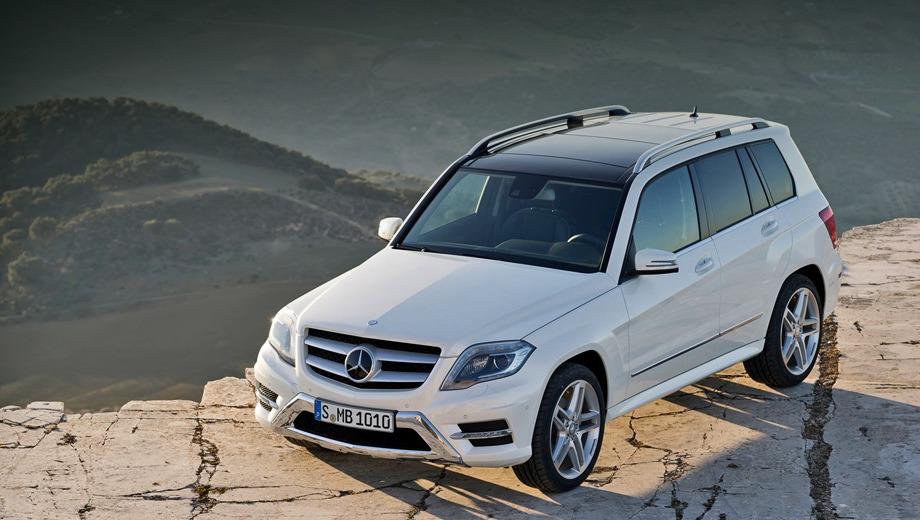 Mercedes glk,Mercedes sl,Mercedes sl amg. В этом году Mercedes GLK для России будет поставляться только с бензиновыми моторами. Турбодизельные версии доберутся до нас не раньше 2013 года.