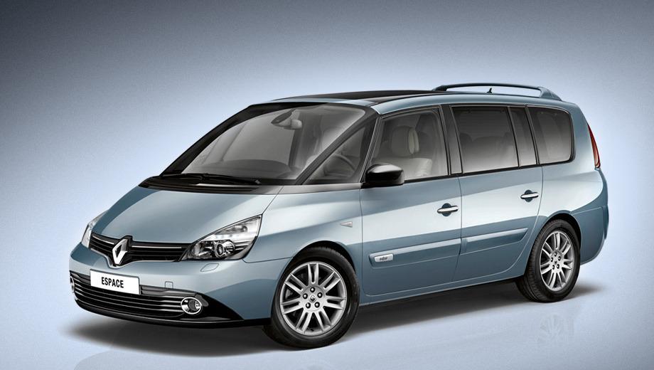 Renault espace. Первое поколение минивэна Renault Espace появилось 28 лет назад. Всего за это время было продано 1,2 млн машин.