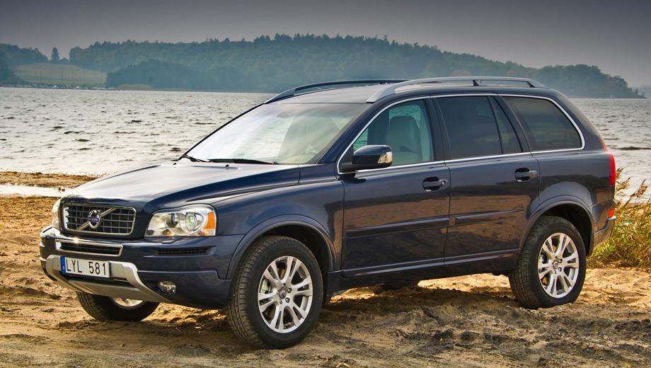 Volvo xc90. Когда-то кроссовер Volvo XC90 был самым продаваемым автомобилем в линейке фирмы, а теперь он занимает лишь пятое место: в 2011 году продали 39 631 машину. Впереди — Volvo XC60 (97 183), S60 (68 330), V60 (49 820) и V50 (45 970).
