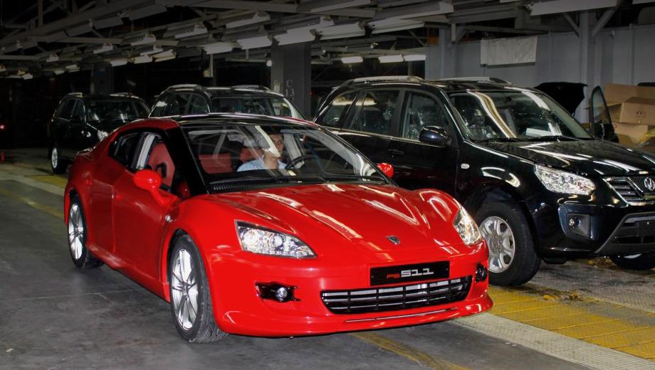 Tagaz ps511,Tagaz aquilla. Производители называют свою новинку четырёхдверным купе. На деле это, как всегда, — седан с заваленной задней стойкой.