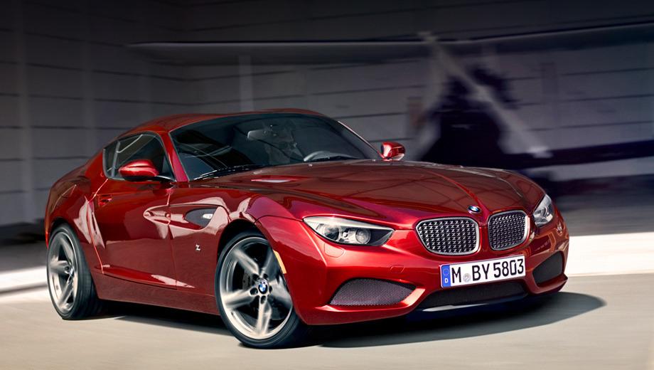 Bmw zagato. Спорткар BMW Zagato Coupe построен в единственном экземпляре, вручную и со всей тщательностью, присущей итальянскому кузовному ателье.