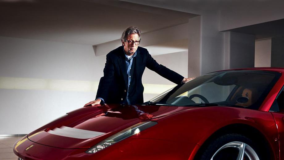 Ferrari sp12 ec. За единственный в своём роде суперкар Ferrari SP12 EC (special project 12 Eric Clapton) легендарный музыкант заплатил $4,75 млн.