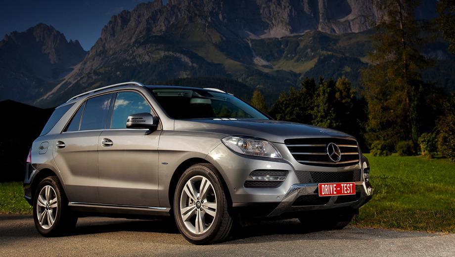 Mercedes ml,Mercedes ml_dt. Нынешний Mercedes M-класса далеко ушёл от своего прародителя, W163, о котором немцы стараются не вспоминать. Но в характере читается «американец».