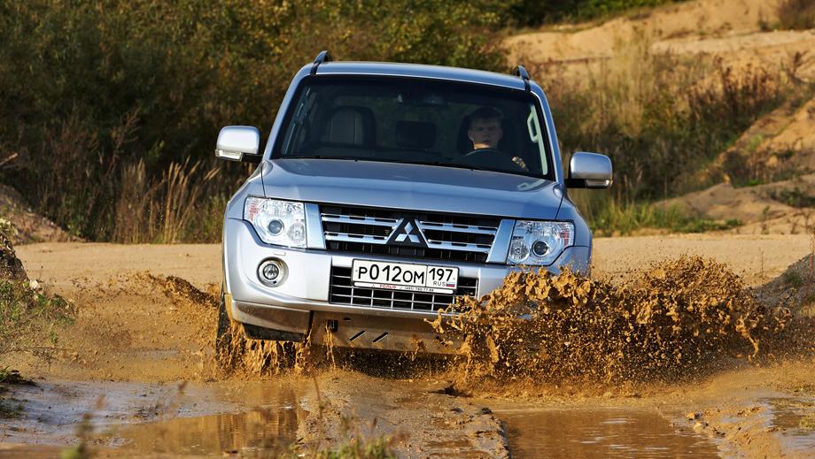 Уточняем, сколько нам ещё ездить на Mitsubishi Pajero IV