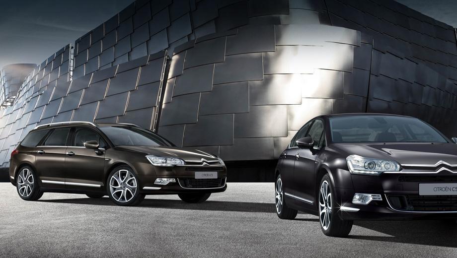Citroen c5. В Европе продажи модернизированных машин уже начались. В Великобритании, например, Citroen C5 чуть подорожал — за седан просят 20 995 фунтов стерлингов против 19 895 фунтов (26 184 евро против 24 813 евро соответственно). До России улучшенные автомобили доберутся в ближайшие месяцы.